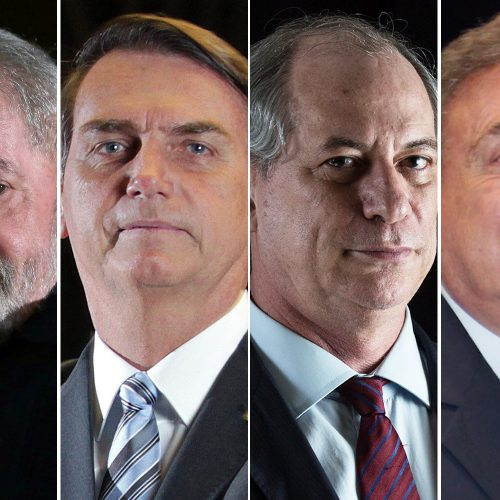 Por mais tempo na TV, pré-candidatos à presidência correm para fechar alianças