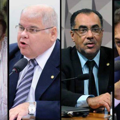 Quatro deputados estão ameaçados de perder mandatos por corrupção; tem baiano na lista