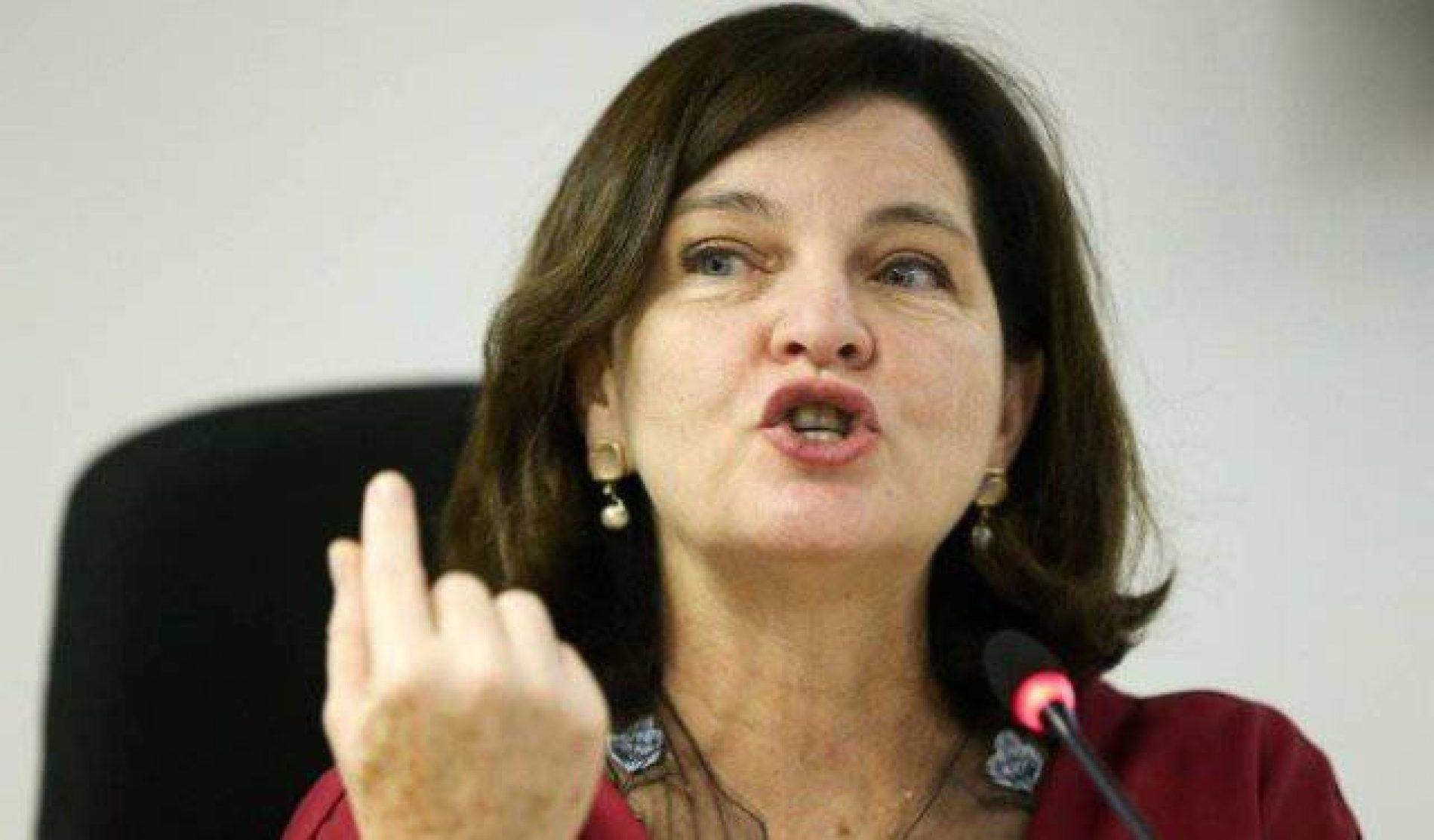 Raquel quer auxílio-moradia para membros do MPF com imóvel