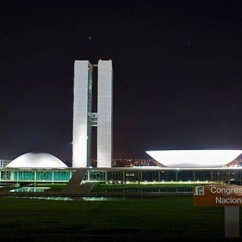 Senado e Planalto serão iluminados em azul e laranja pelo Dia Mundial do Câncer