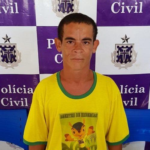 Ipiaú: Suspeito de abusar sexualmente da filha é preso