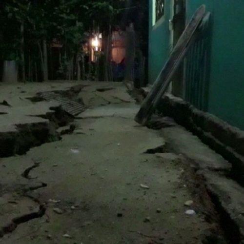 Tremor de terra sacode centro e sul do México