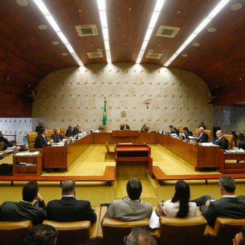 Turma do STF envia ao plenário ações sobre condenação em 2ª instância