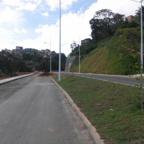 Via Barradão será entregue no dia 17 de fevereiro