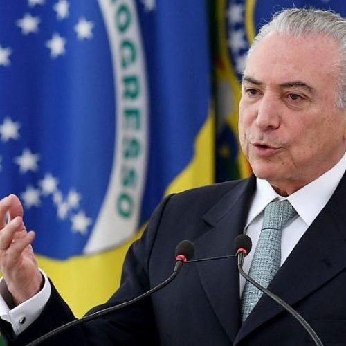 Brasil não irá proibir o ingresso de venezuelanos, garante Temer