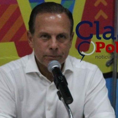 """""""O Lula estará na cadeia até o final deste ano"""" prevê Doria durante carnaval de Salvador; ASSISTA"""