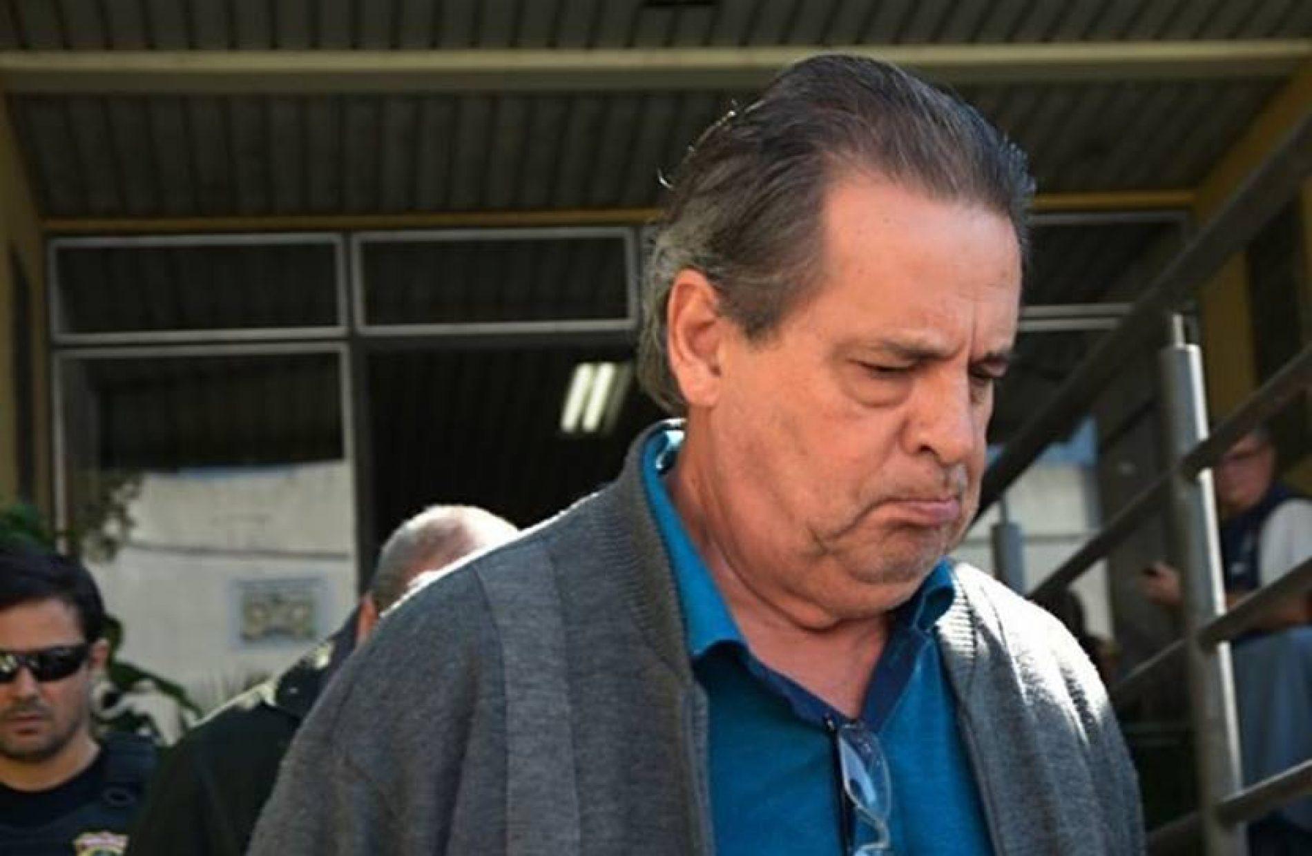 Luiz Silva, irmão de José Dirceu, é preso após condenação na Lava Jato