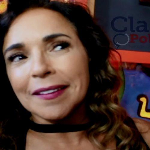 Na inauguração da Casa do Carnaval, Daniela Mercury canta se emociona e fala sobre polêmica do Ecad; ASSISTA