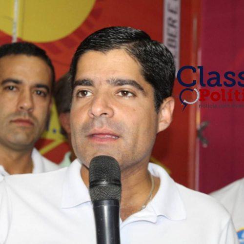ACM Neto revela simpatia por Luciano Huck, mas convenção do Democratas deve anunciar Rodrigo Maia