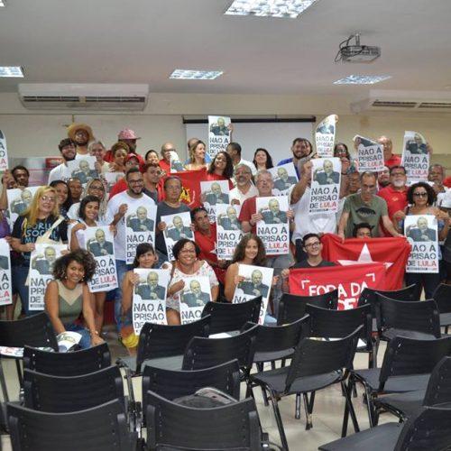 Tendência do PT prega unidade e luta popular contra prisão de Lula