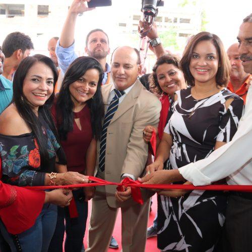 Lauro de Freitas: População comemora inauguração da Cozinha Comunitária de Itinga