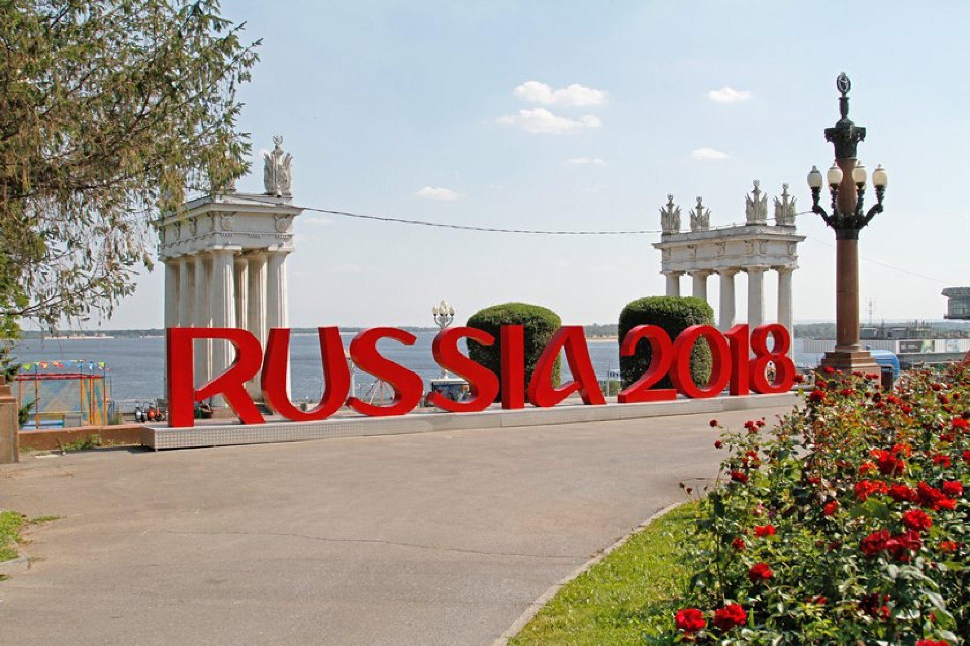 A 100 dias da Copa do Mundo da Rússia, Fifa lança vídeo promocional