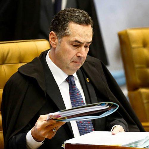 Barroso envia carta a Cármen Lúcia negando acusação de Gilmar Mendes