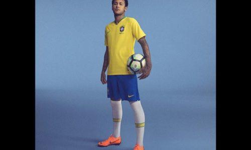 CBF divulga novas camisas da Seleção inspiradas na Copa de 1970