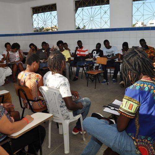 Resistência e identidade cultural marcam a abertura do Fórum Social Mundial em Lauro de Freitas
