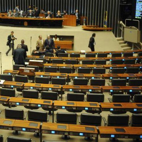 Deputados terão 'feriadão' de dez dias do plenário da Câmara