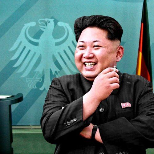 Ditador da Coreia do Norte e presidente dos EUA se reunirão em maio