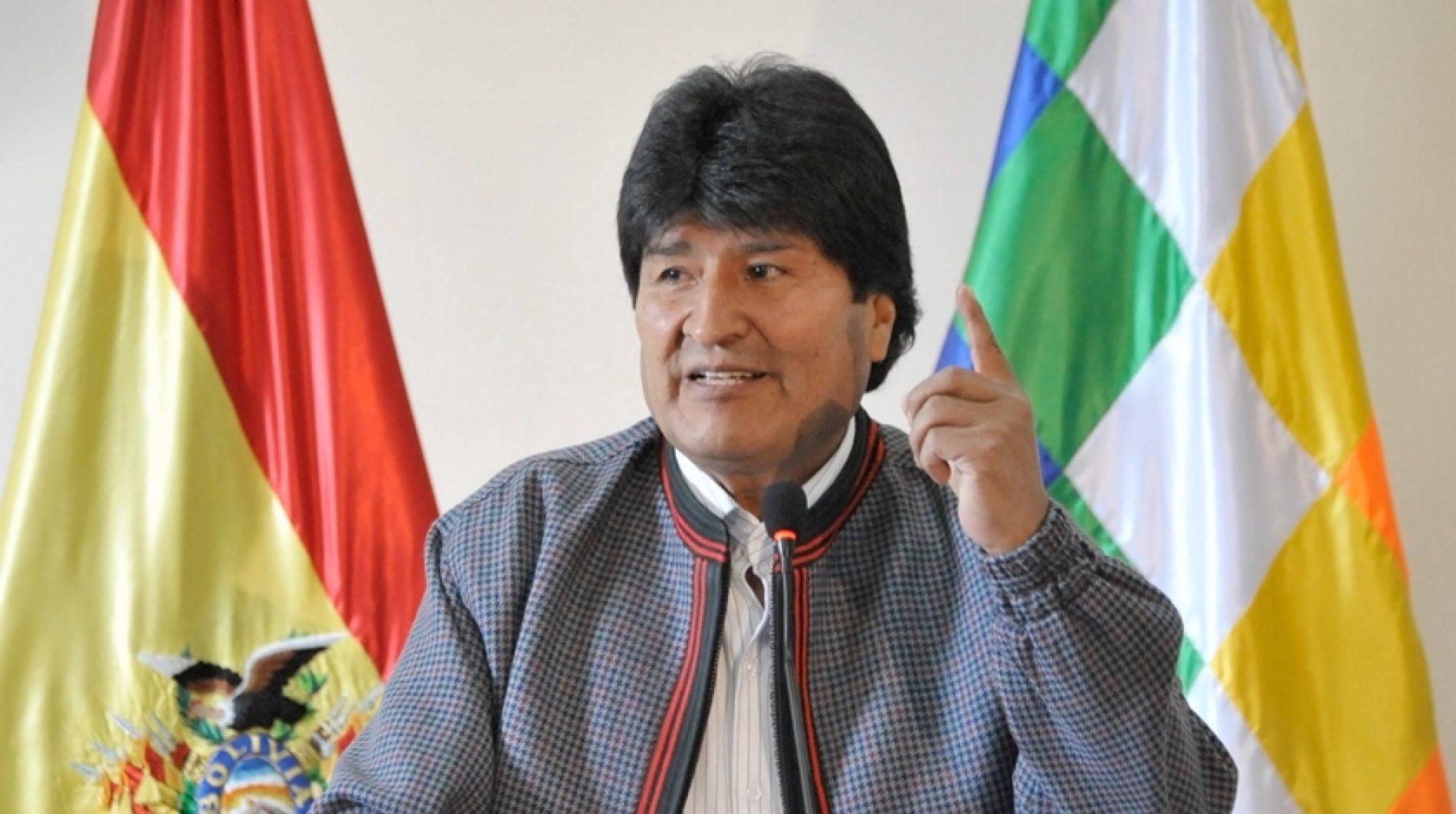 Evo Morales pede para que chilenos e bolivianos superem diferenças