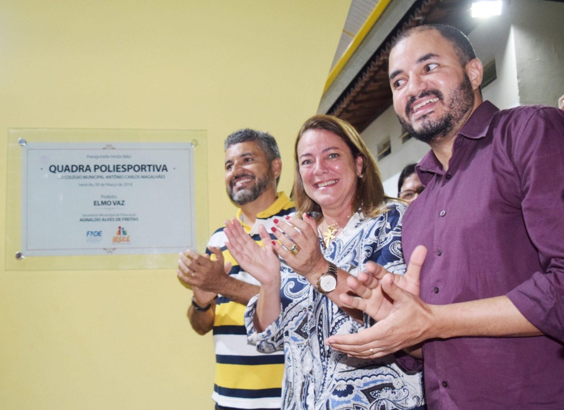 Fabíola Mansur anuncia ações e novos projetos para Irecê