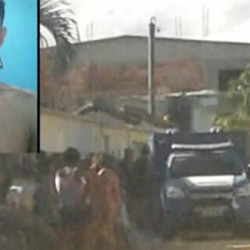Homem é morto e criança de oito anos é baleada em Porto Seguro