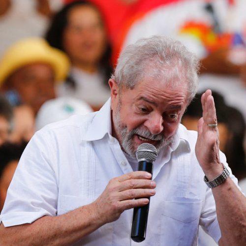 Lula afirma que usará todos os recursos para concorrer à Presidência