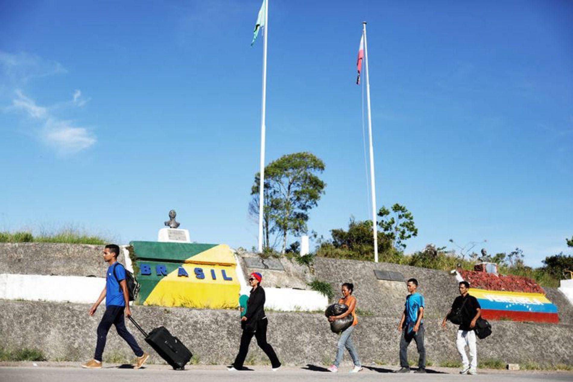 MP libera R$ 190 milhões para venezuelanos refugiados no Brasil
