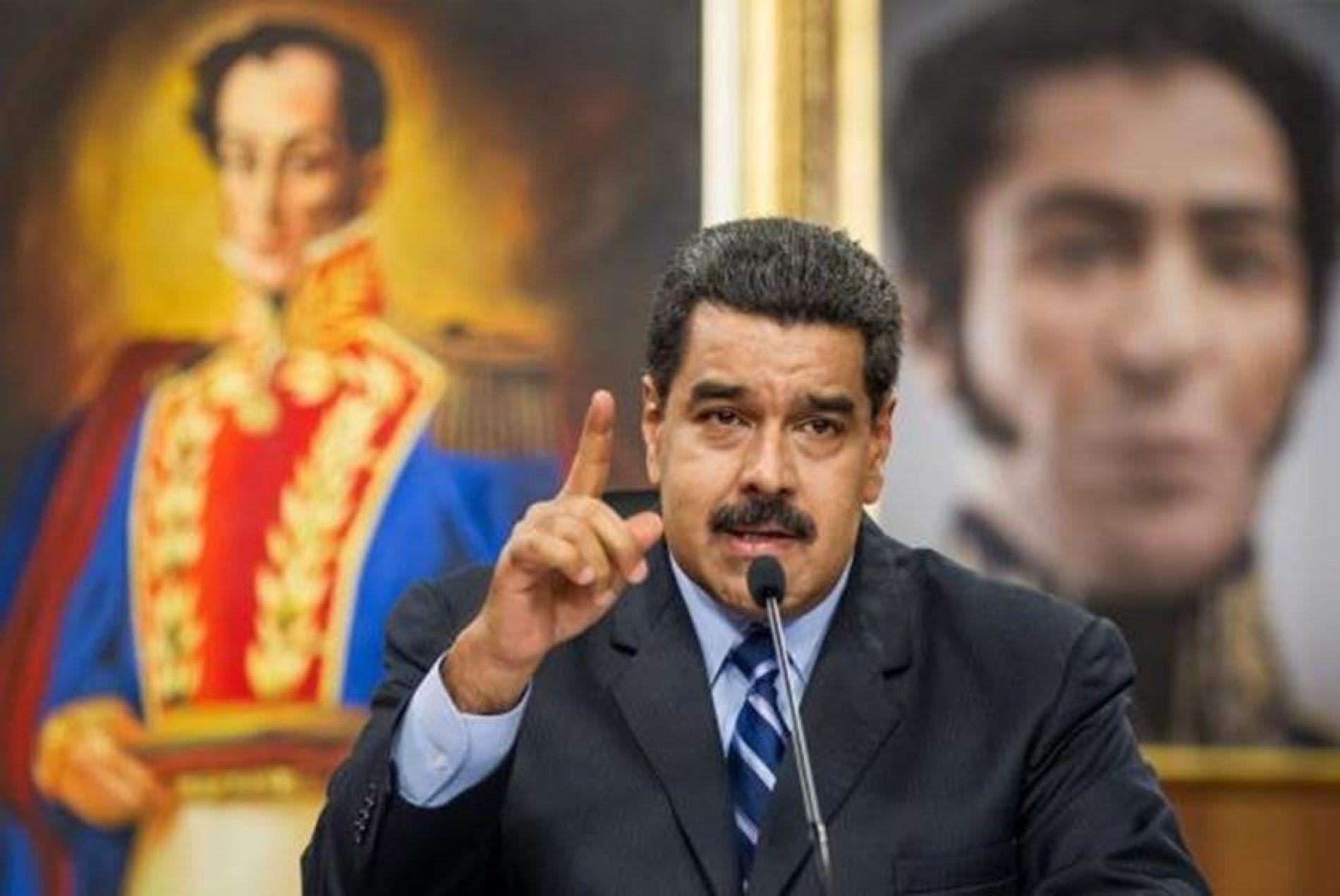 Pesquisas eleitorais indicam que Maduro será reeleito