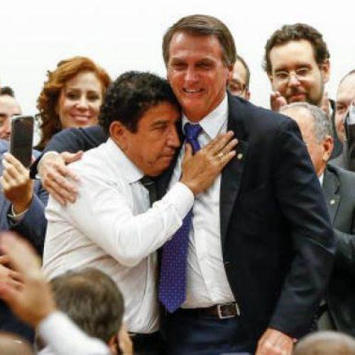 Malta provável vice de Bolsonaro, quer ampliar bancada evangélica