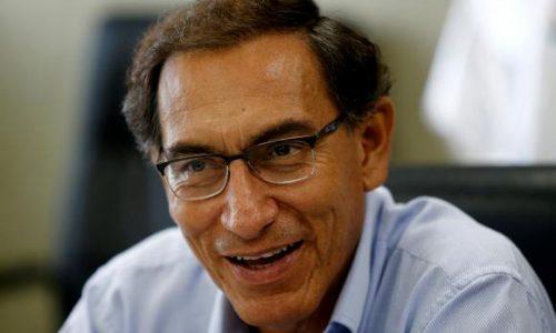 Novo presidente peruano afirma que vai dar um basta à corrupção