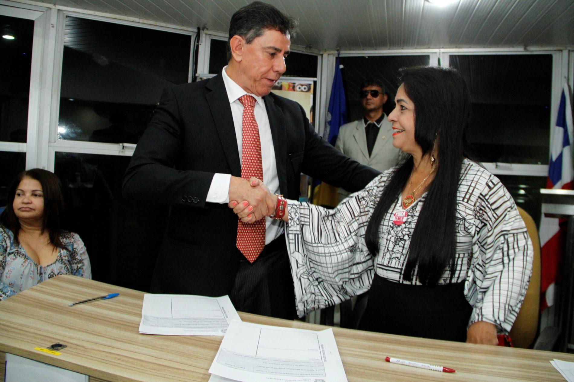 Prefeitura e TRE firmam parceria para acelerar cadastro biométrico em Lauro de Freitas