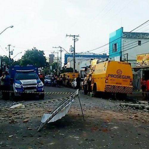 Eunápolis: Prosegur diz que não indenizará moradores prejudicados por explosão de sede