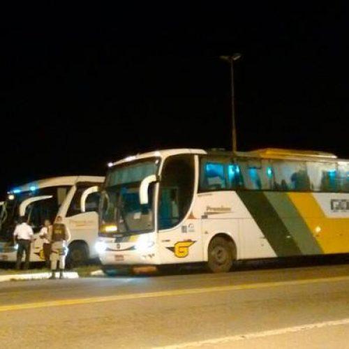 Suspeito de estuprar a filha é preso dentro de ônibus em Alagoinhas