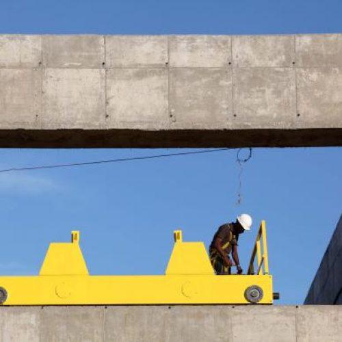 Vendas de material de construção caem 9% em fevereiro