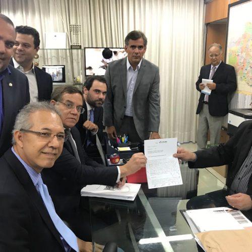 Oposição oficializa pedido de CPI da Arena Fonte Nova na Assembleia Legislativa