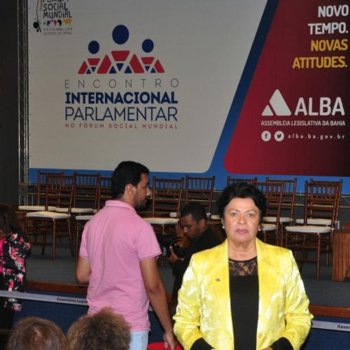 'Morte de Mariele Franco reflete estado de ódio no país', diz Luiza Maia