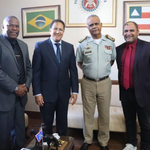 Augusto Castro cobra ações do comando da Polícia Militar para o combate a violência em Itabuna