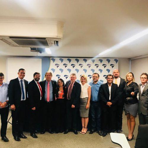 Moema é reeleita para direção da Associação Brasileira de Municípios