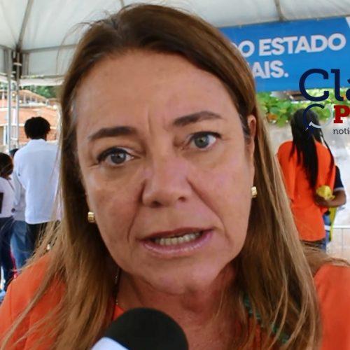 Fabíola destaca investimentos do governo Rui nas unidades de saúde no Imbuí e Jardim Armação;ASSISTA