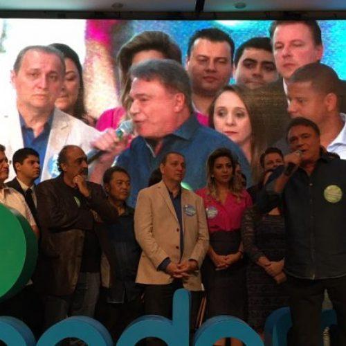 Álvaro Dias participa de encontro do Podemos em Itabuna