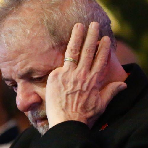 Maioria dos eleitores acha justa prisão de Lula, mostra Datafolha