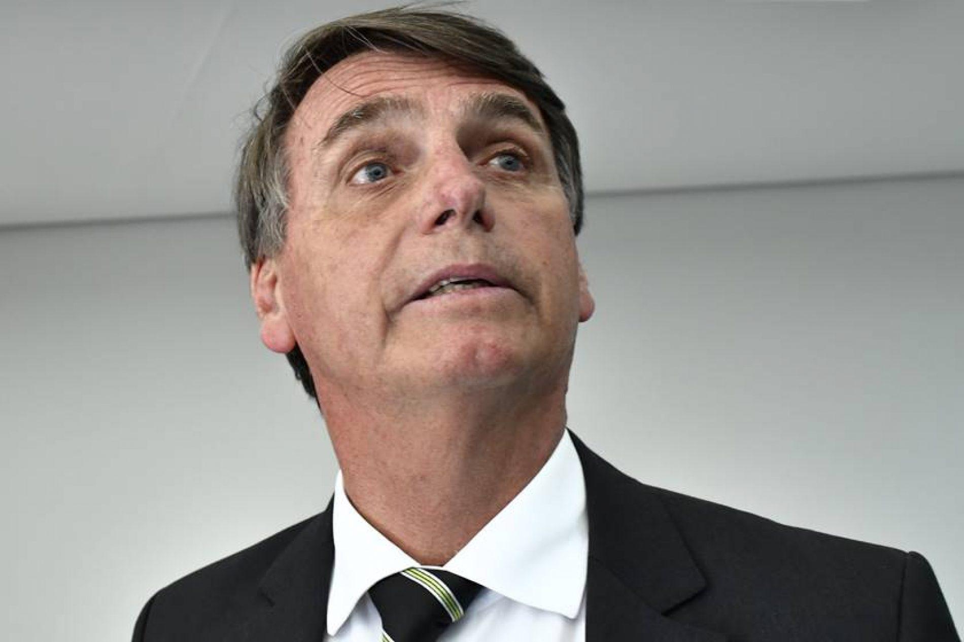 Bolsonaro critica PGR por denúncia de racismo em entrevista à Band