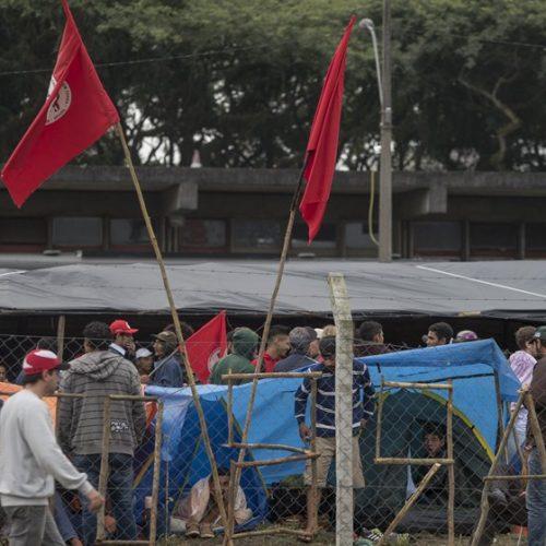 Briga precedeu ataque a tiros em acampamento pró-Lula, diz advogada