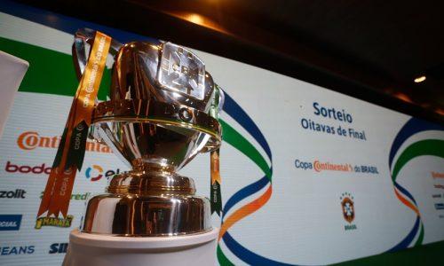 Confira os duelos das oitavas de final da Copa do Brasil