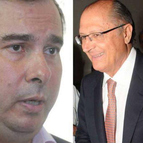 DEM cogita rifar candidatura de Maia para apoiar Alckmin