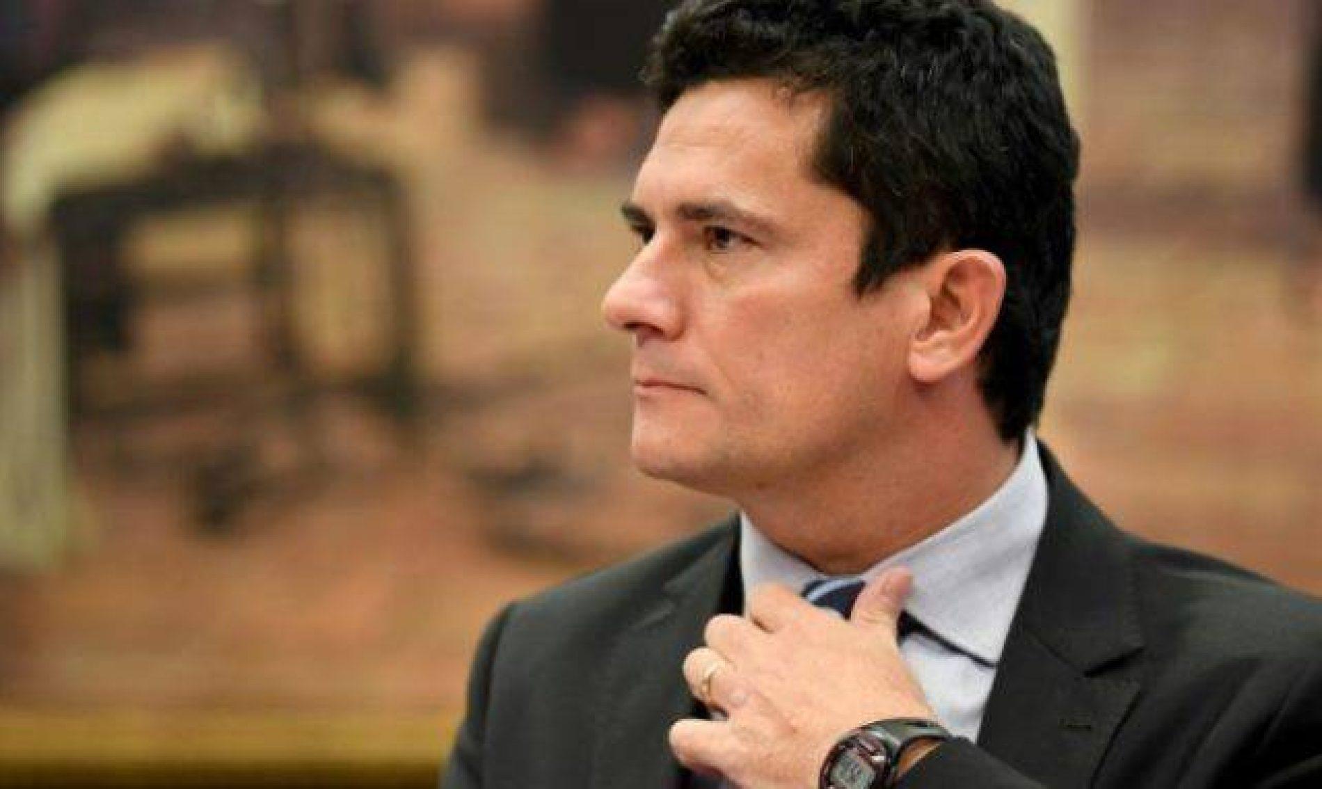 Moro compartilha provas da Lava Jato com a Receita Federal