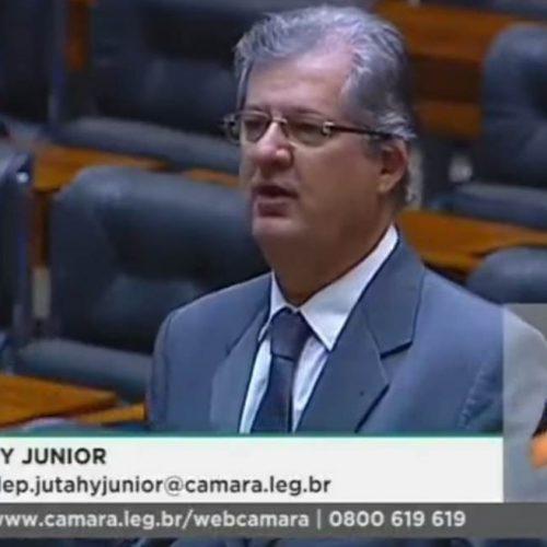 """""""Uma voz para que a Bahia não seja refém do partido dos Trabalhadores, dispara Jutahy, pré-candidato ao senado; ASSISTA"""