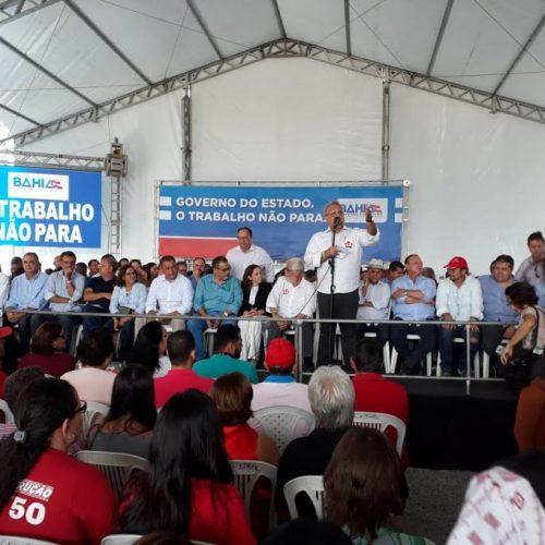 """""""Uma história de luta e conquista para população de Jacobina e região"""", afirma Galo, sobre Policlínica"""
