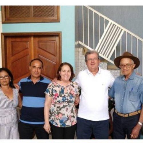 Jutahy articula recursos em Brasília para a cidade de Mortugaba