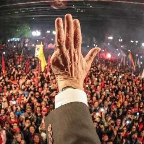 Pesquisa Vox Populi: Lula lidera intenção de voto mesmo após prisão