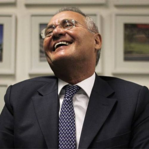 Renan Calheiros será o candidato do MDB à Presidência do Senado
